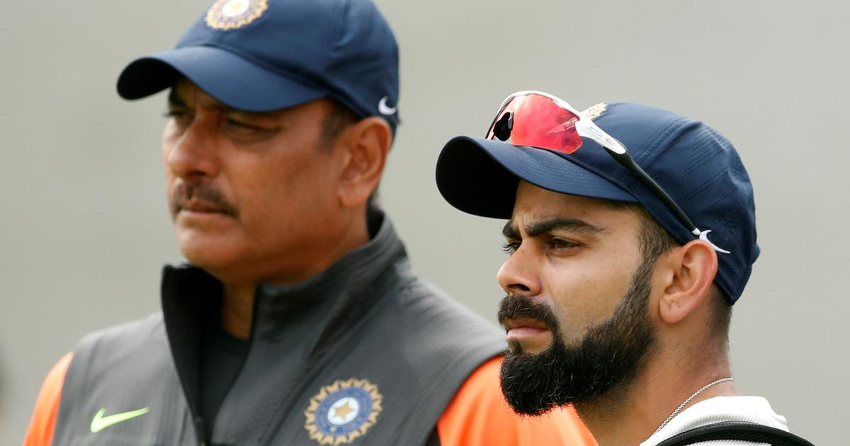 captain kohli won't be able to interrupt in coach selection decision