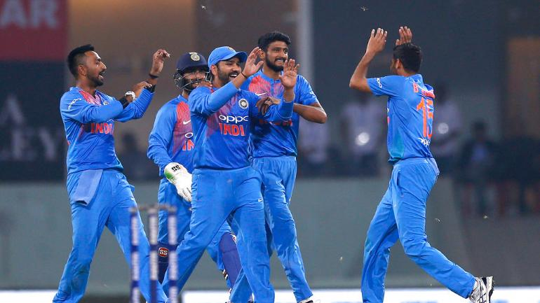 india whitewashed westindies won the t20 series